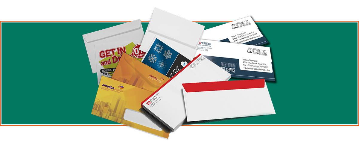 Envelopes | Minuteman Press Norwich