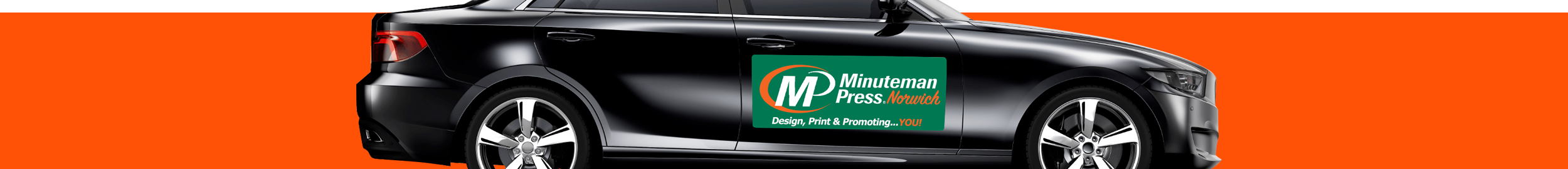 Magnetic Signs Banner | Minuteman Press Norwich