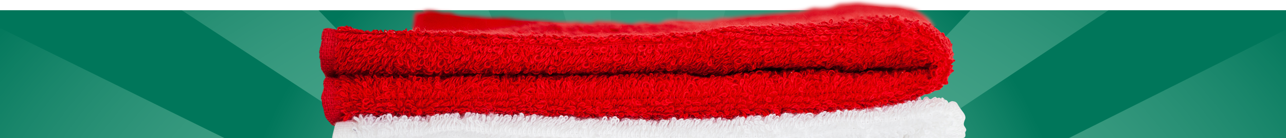 Towels Header | Minuteman Press Norwich
