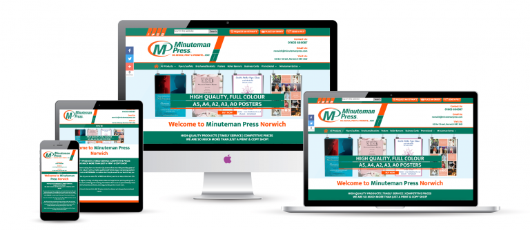 Welcome to the NEW Minuteman Press website! | Minuteman Press Norwich