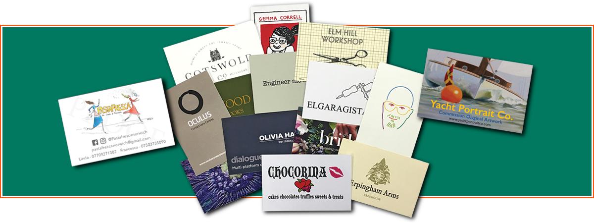 Business Cards | Minuteman Press Norwich
