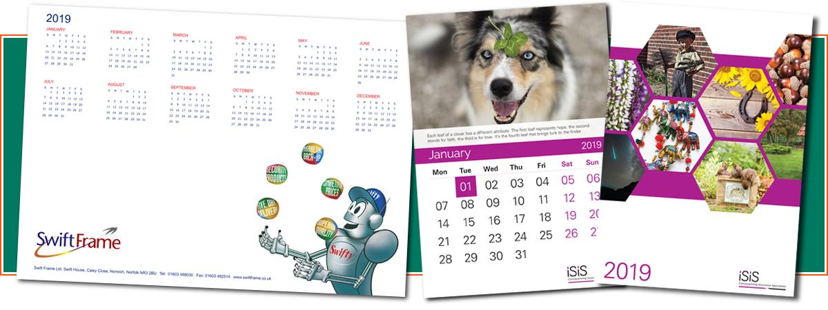 Calendars | Minuteman Press Norwich