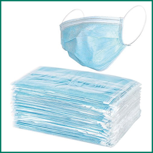 3-Ply (Type 1) Face Masks